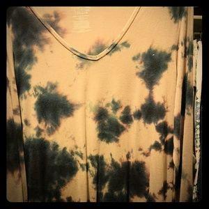 The Dye TShirt long sleeve